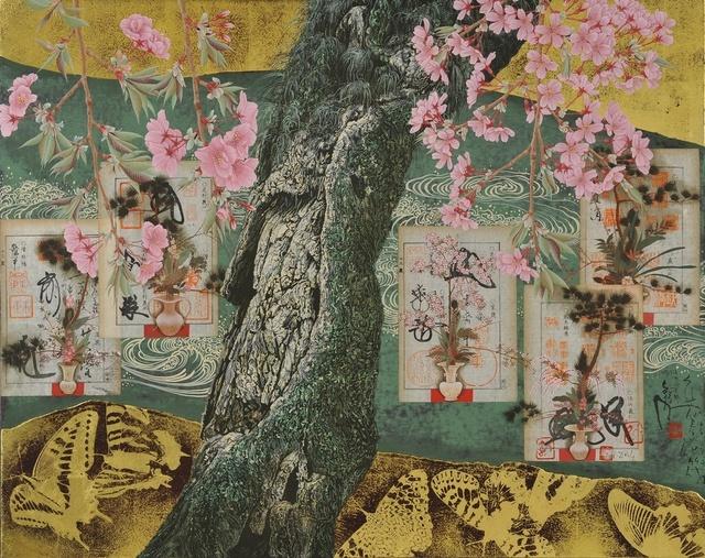 , 'Utopia, Floral Raft in Spring,' 2014, Gallery Elena Shchukina