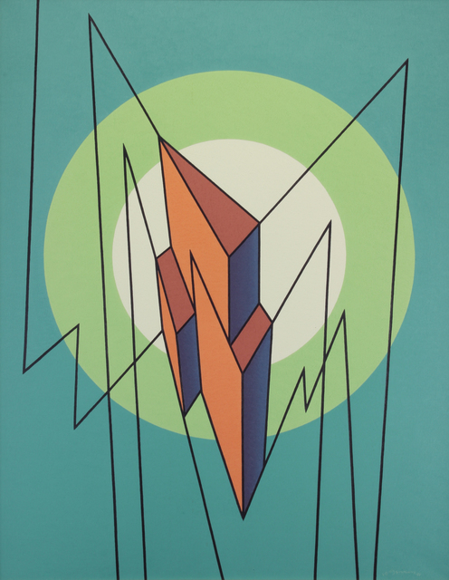 , 'Oil No. 11,' 1941, Addison Rowe Gallery