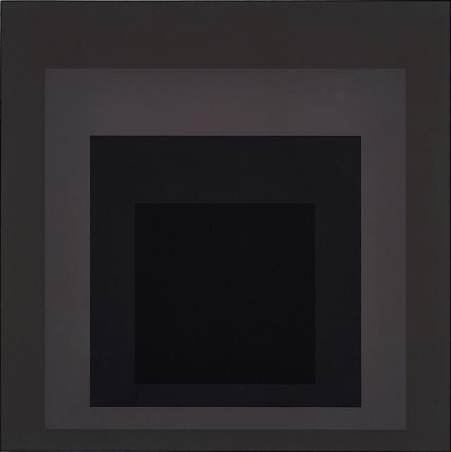 Josef Albers, 'I-S LXXlla', 1972, Rago