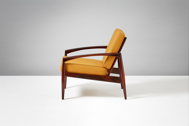 Wondrous Kai Kristiansen Model 121 Paper Knife Lounge Chair Ca 1956 Available For Sale Artsy Spiritservingveterans Wood Chair Design Ideas Spiritservingveteransorg