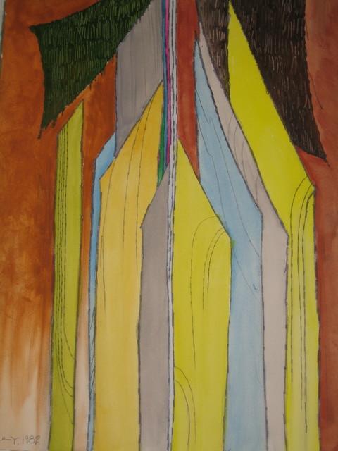 Patrick Kirmer, 'Ticonderoga', 1983, Keene Arts