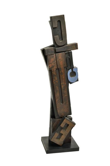 , 'Totem G bleu,' 1965, Galerie Natalie Seroussi