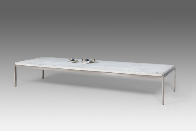 Poul Kjærholm, 'Exceptional large coffee table (special order)', 1968, Gokelaere & Robinson