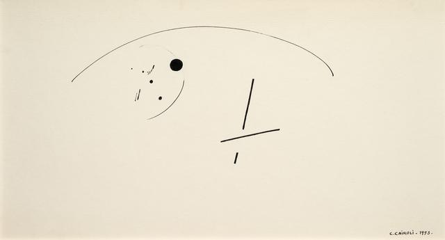 , 'Regard pertinent,' 1953, The Mayor Gallery