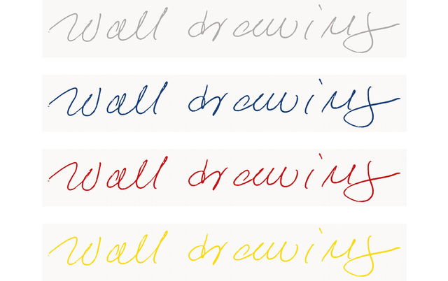 Sol LeWitt, 'Wall Drawing, from portfolio: Forty Are Better Than One', 1993/2009, Schellmann Art