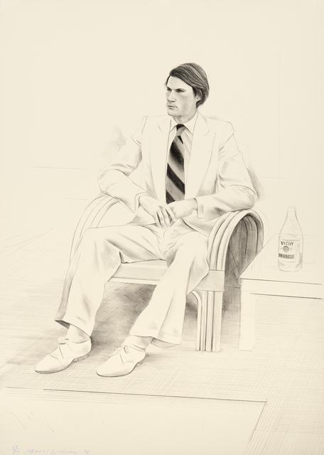 , 'Joe Mc Donald,' 1976, Galerie Lelong & Co.