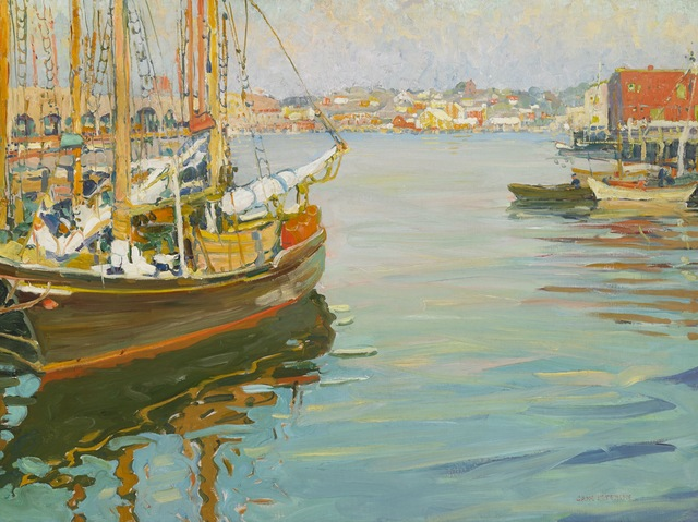 , 'Gloucester Harbor,' , Avery Galleries