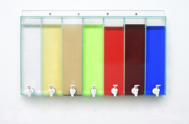 , 'Color bar,' 2011, A Gentil Carioca