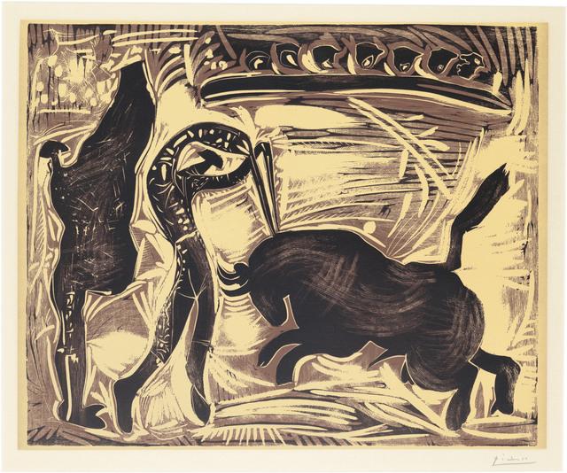 Pablo Picasso, 'Les Banderilles', 1959, Christie's