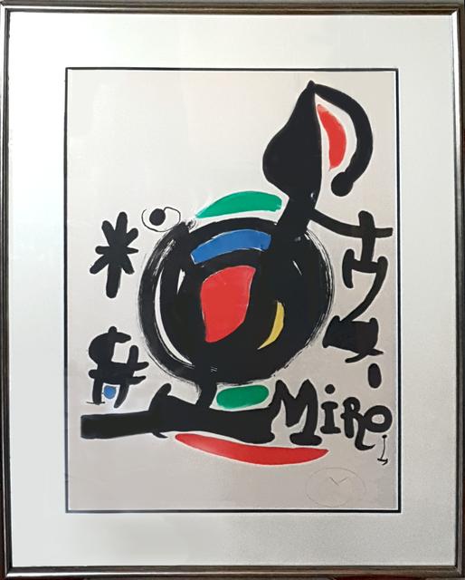 Joan Miró, 'Les Essencies de la Terra Exhibition (M. 625)', 1969, RoGallery