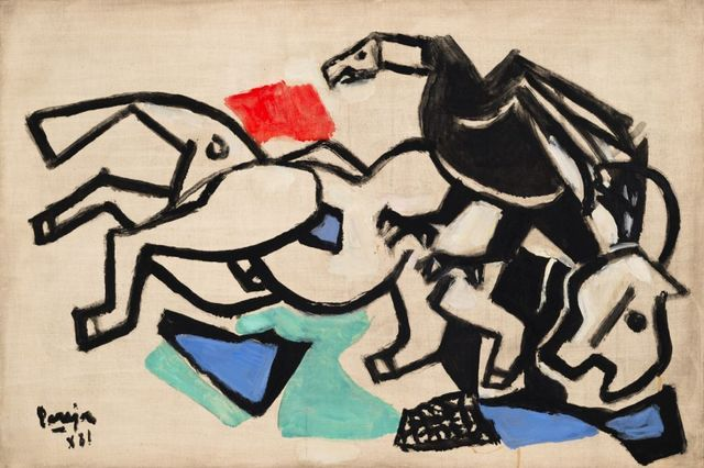 , 'Caballo y Aguila,' , Galeria Sur