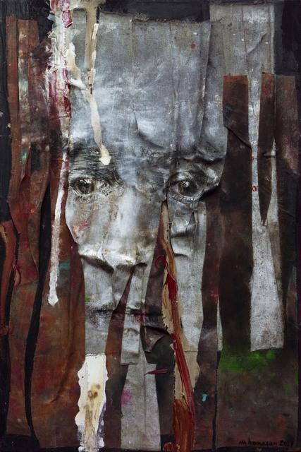 , 'Pillars,' 2018, YOD Gallery