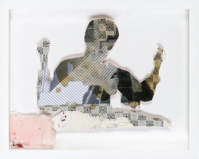 , 'Erscheinung,' 2017, Galerie Kornfeld