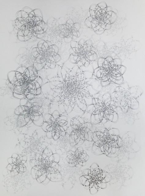 , 'Tangled,' 2016, Miller Yezerski Gallery