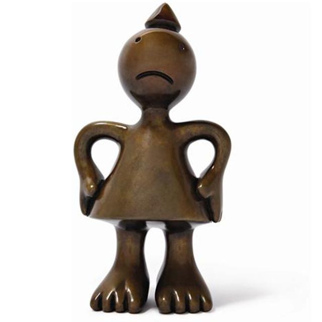 , 'Cone Figure,' 2001, Joseph K. Levene Fine Art, Ltd.