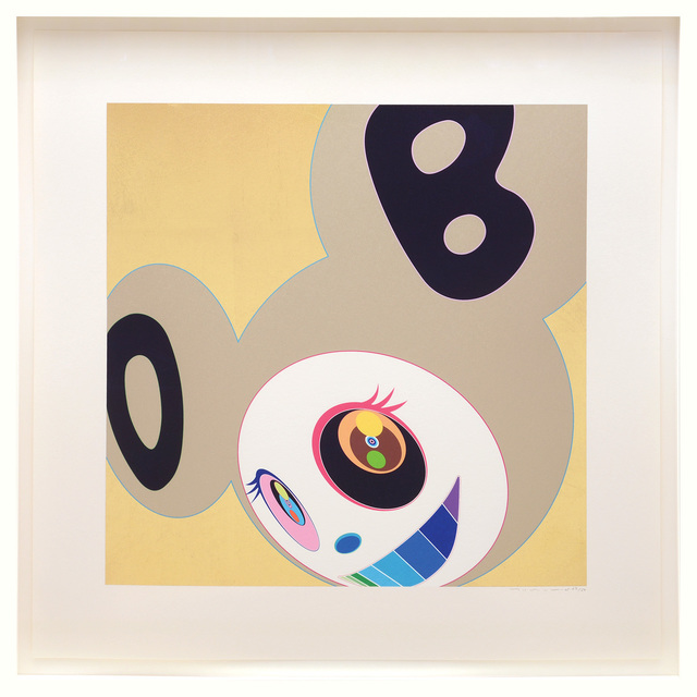 Takashi Murakami, 'And Then Gold', 2005, Peter Harrington Gallery