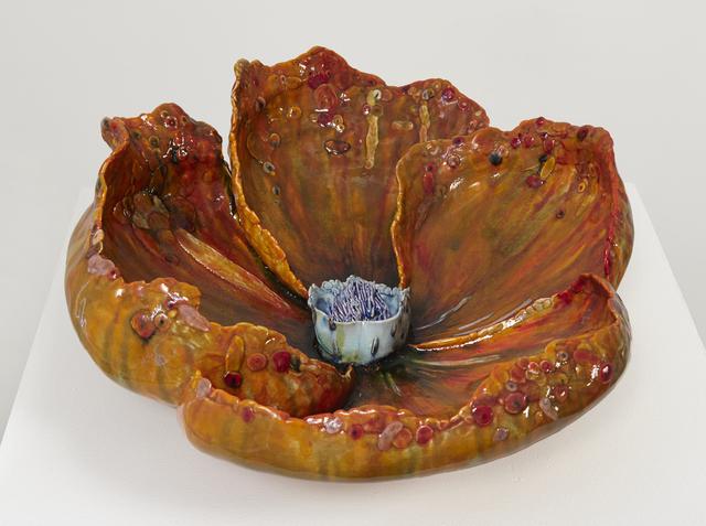 , 'Poppies I,' 2016, Jane Hartsook Gallery