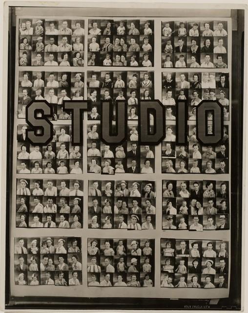 Walker Evans, 'Penny Picture Display, Savannah', 1936, Photography, Gelatin silver print, The Metropolitan Museum of Art