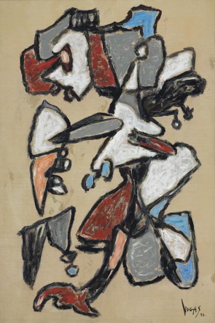 Oswaldo Vigas, 'El gallo de la pasión', 1998, Christie's