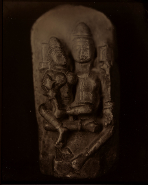 George McClintock, 'Shiva and Parvati', Photography, Tintype, Friends Without a Border Benefit Auction
