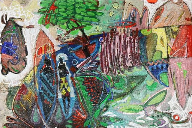 , 'Vision III,' 2018, Eclectica Galleries