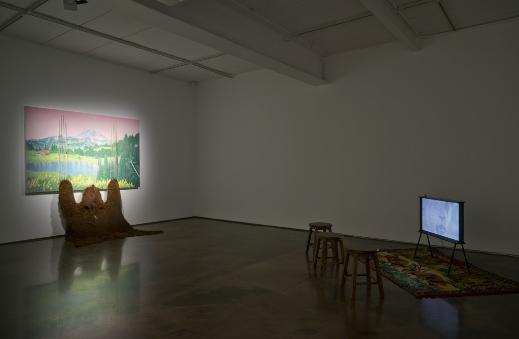 Installation View of JANG JONGWAN: ORGANIC FARM