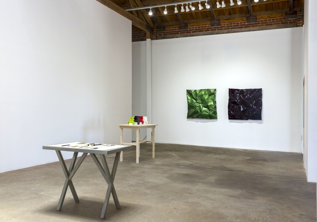 """Conceptual Craft II"" installation view 8"