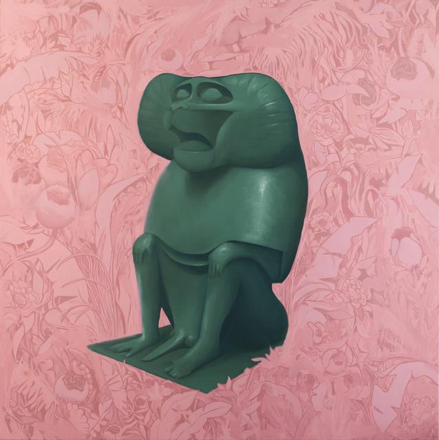, 'Babi (Everpink),' 2018, Galerie Crone