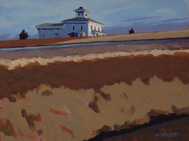 , 'Widows Watch II,' 2015-2019, Copley Society of Art