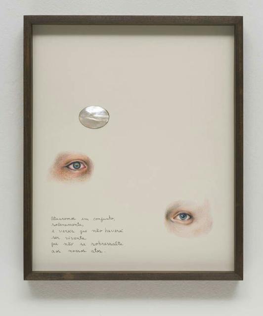 , 'Você que é o que é ,' 2016, Luciana Caravello Arte Contemporânea