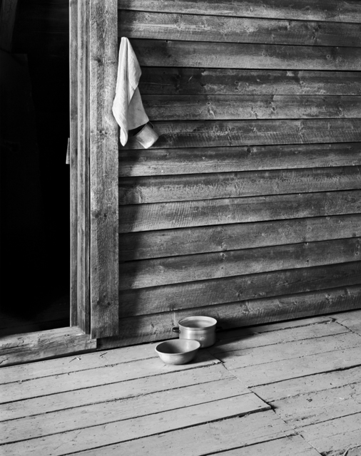 , 'Cookware and Towel,' 2011, Parrotta