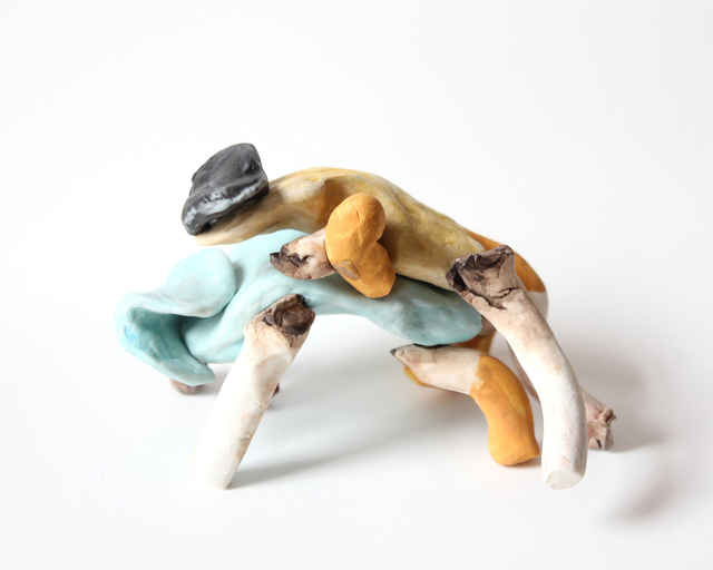 , 'Coupling Rhinos,' 2019, C24 Gallery