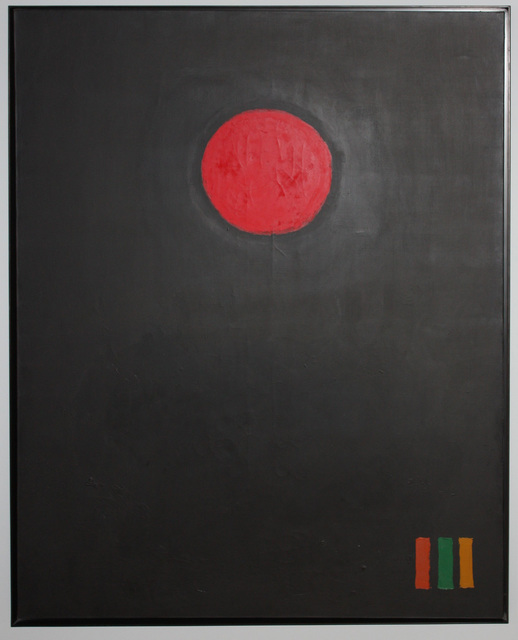 , 'Cadmium Red Disc,' 1971, Rosenfeld Gallery LLC