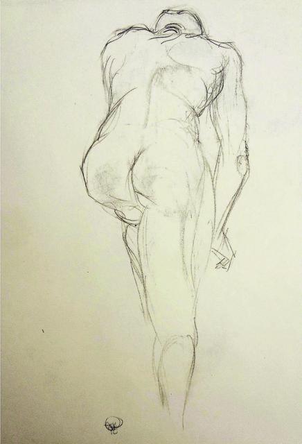 Alfred R Kelman, 'Class Model A - Black Anatomy', N/A, Kate Oh Gallery