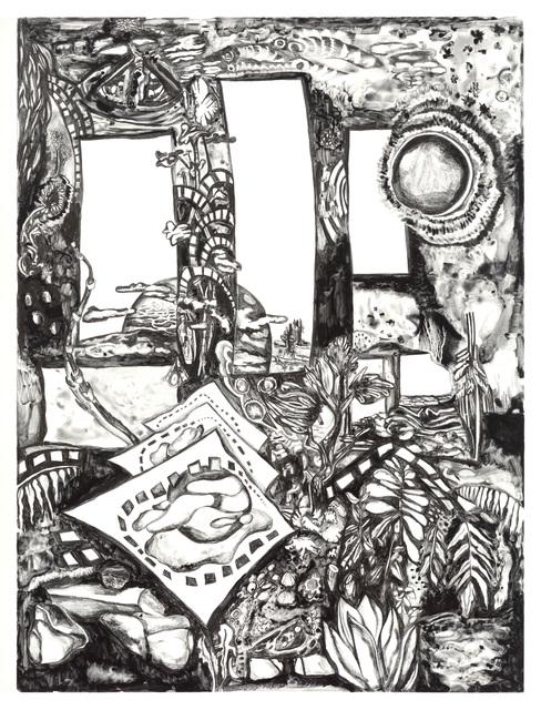 , 'Mt. Desert Island,' 2017, Mindy Solomon Gallery
