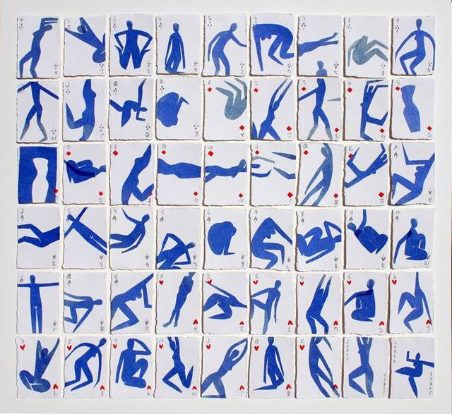 , 'Ode to Matisse No.6 ,' 2015, Rhodes