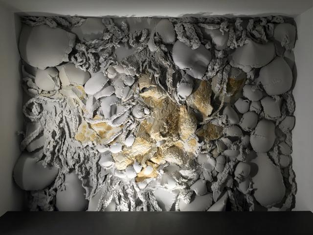 , 'Aorist (Brodem),' 2018, Engelage & Lieder