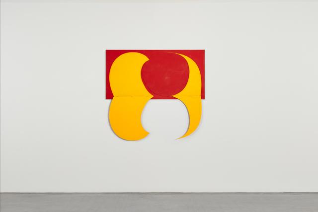 , 'Hiraku 80-808,' 2007, Ronchini Gallery