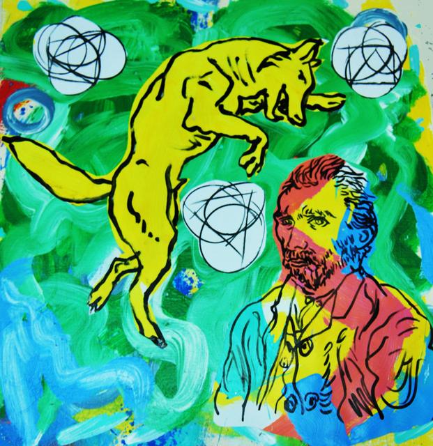 , 'Guau Van Gogh,' 2018, Fontanar Art Editions