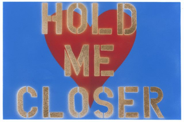 Bernie Taupin, 'Hold Me Closer', 2018, Chase Contemporary