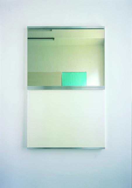 Imi Knoebel, 'Amor intellectualis Tafel DCCCLIV', 2007, Jahn und Jahn