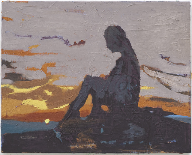 , 'Contemplation,' 2010, Nina Johnson
