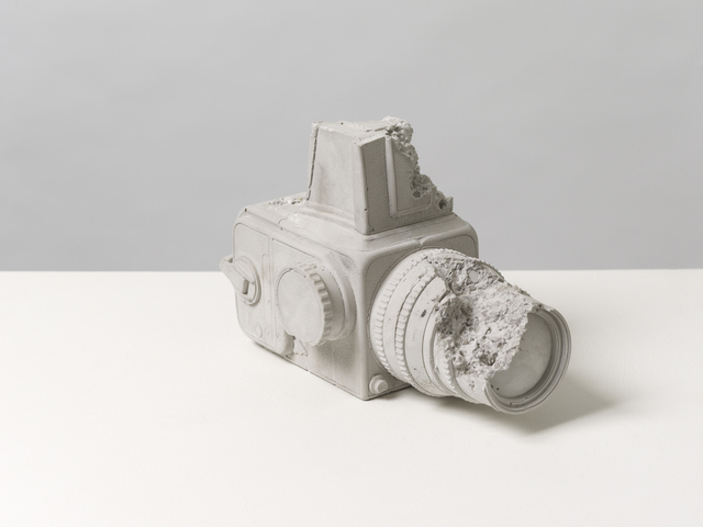 , 'Rose Quartz Hasselblad Camera,' 2014, Pippy Houldsworth Gallery