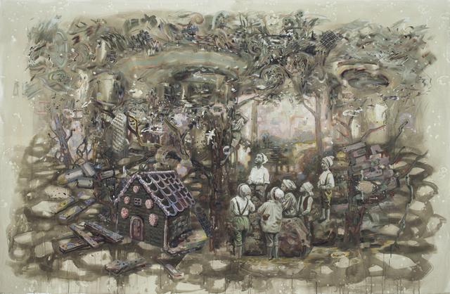, 'Pour retrouver le chemin,' 2014, Paul Petro Contemporary Art