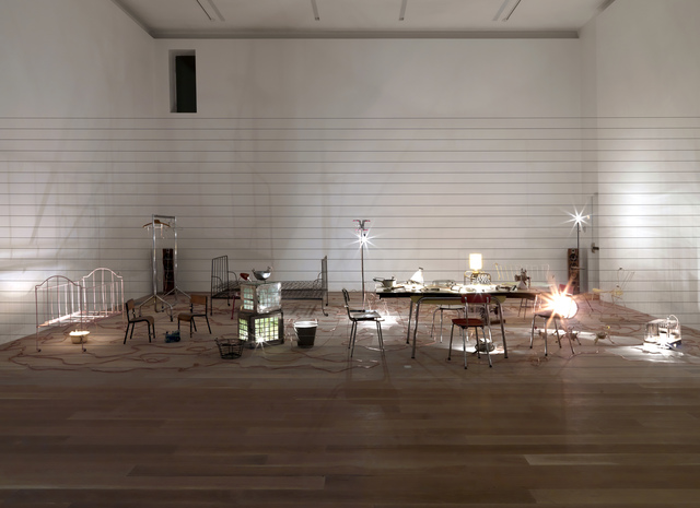 Mona Hatoum, 'Homebound', 2000, Tate