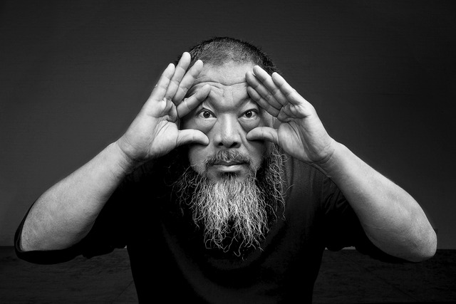 , 'Ai Weiwei,' 2012, National Gallery of Victoria