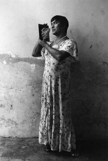 , 'Magnolia en el espejo, Juchitán, Oaxaca,' 1986, ROSEGALLERY