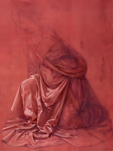 , 'Drapery Study, Leonardo da Vinci No.01,' 2012, Studio la Città