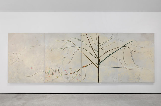 , 'Todos os passaros para TM,' 2009, Galerie Zink