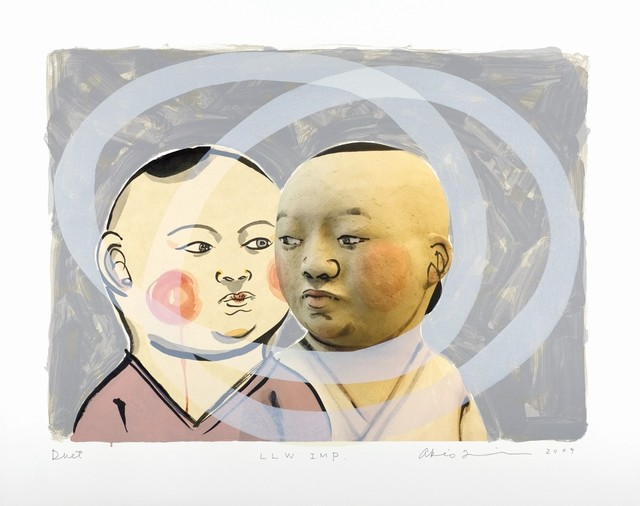Akio Takamori, 'Duet', 2009, Cerbera Gallery